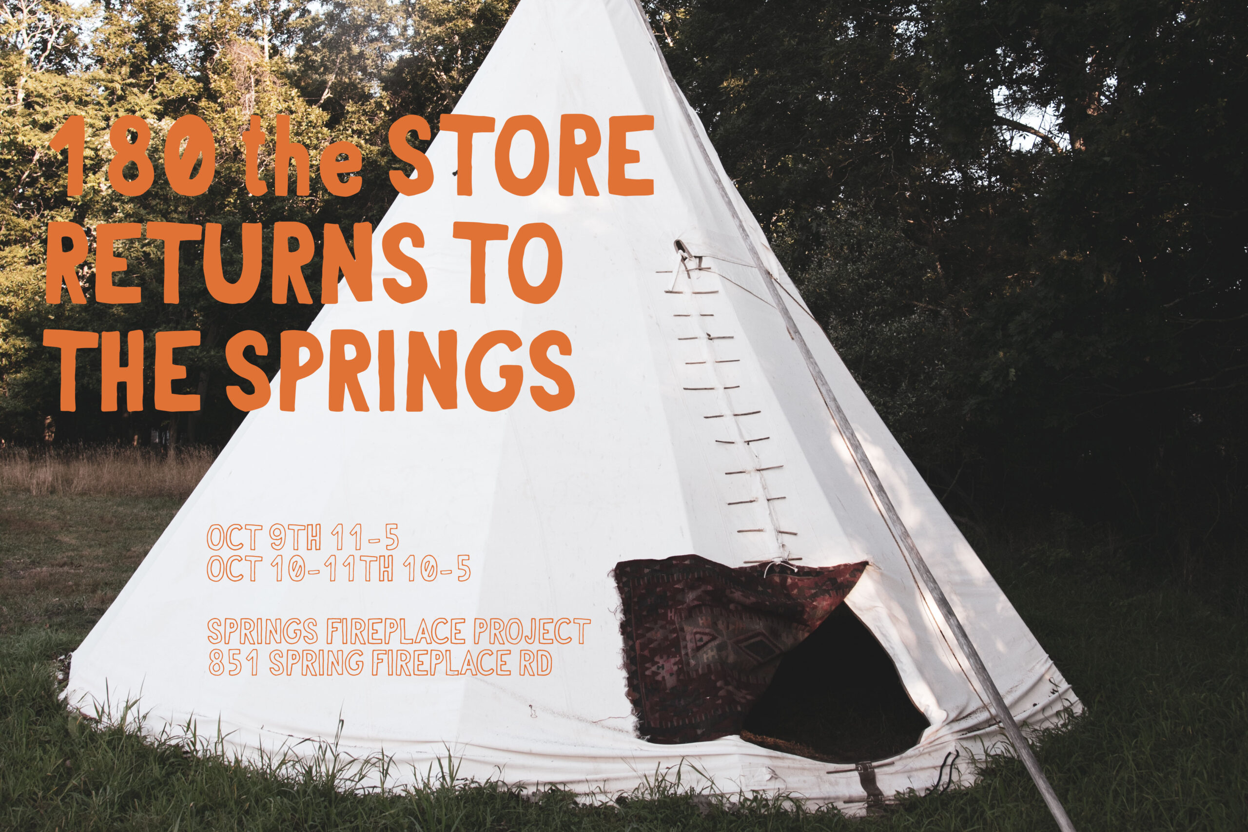 180 Returns to the Springs