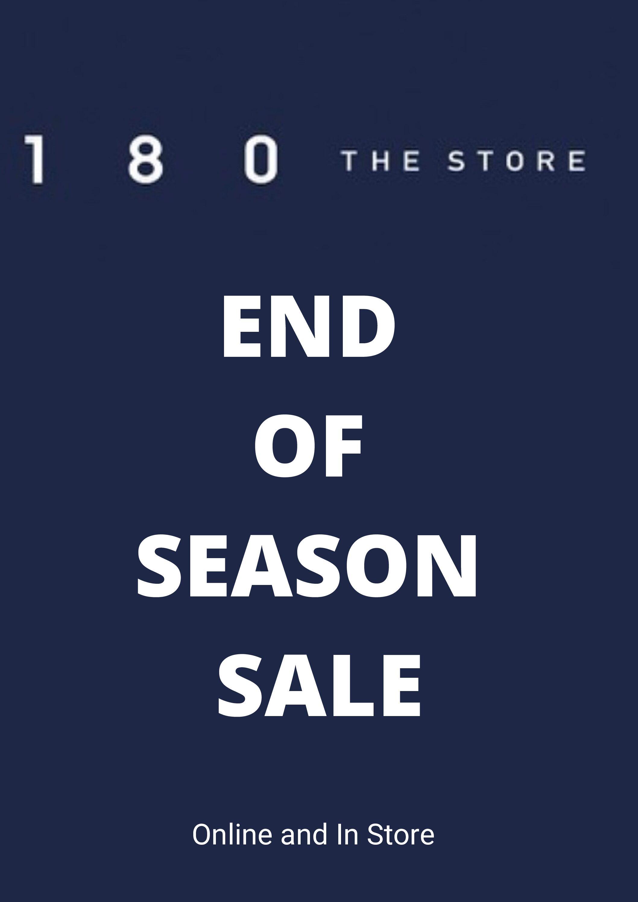 Annual Winter Sale