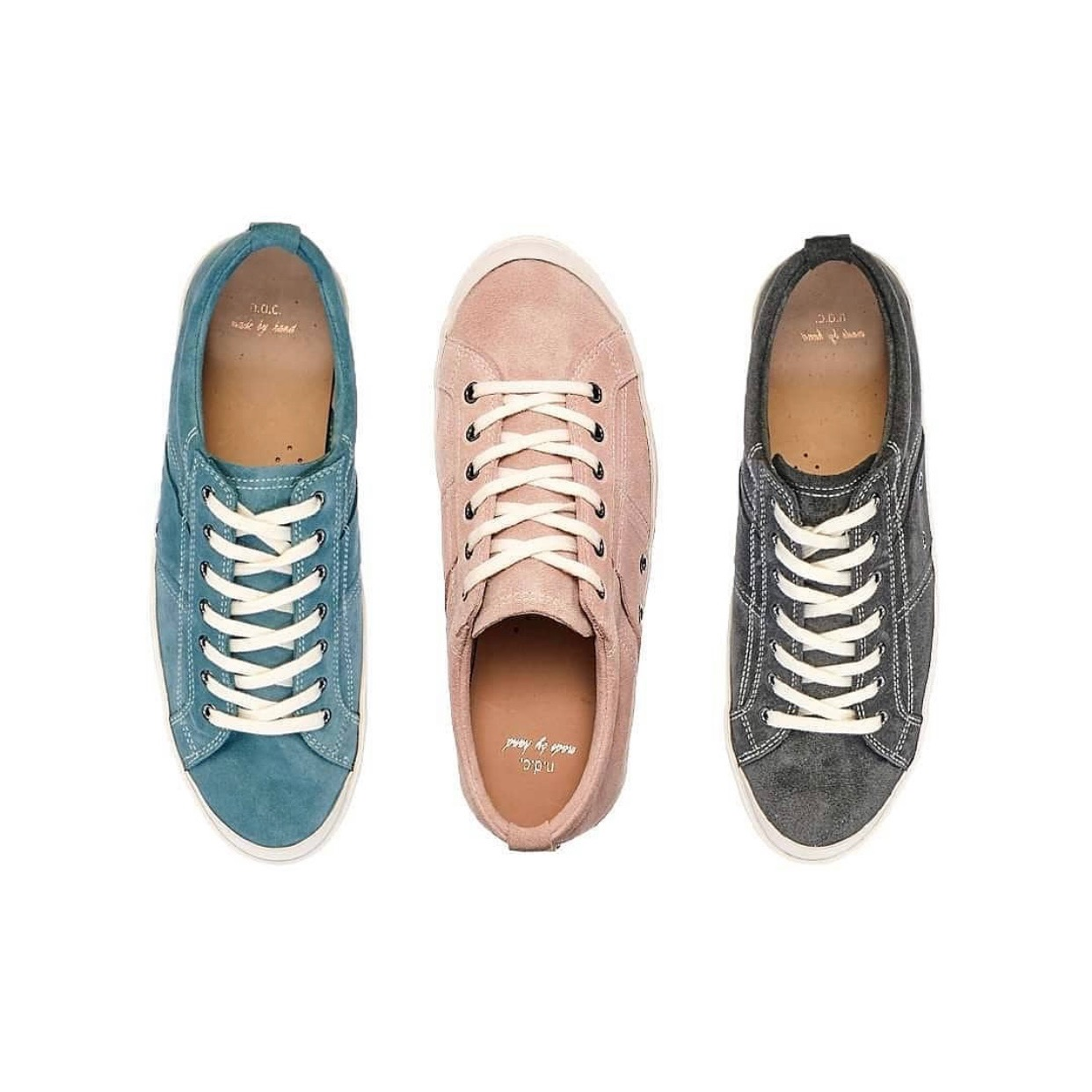 New for Shoes…. N.D.C Made by Hand