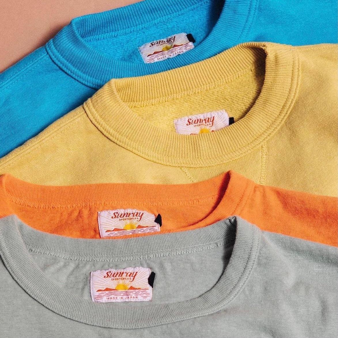 New Shirts… Sunray Sportswear